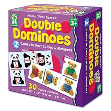 Double Dominoes Photo First Games
