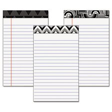 Fashion Legal Pads with Assorted Headers (Set of 6)