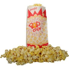 Popcorn Bag Burst Design (Set of 1000)