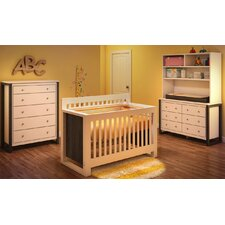 Greenwich 3-in-1 Convertible Crib Set