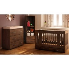 York 3-in-1 Convertible Crib Set