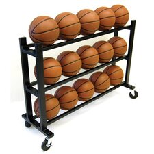 3-Tier Ball Cart
