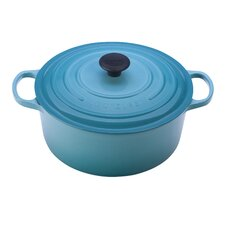 Enameled Cast Iron 4 1/2-Qt. Round Dutch Oven