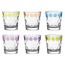 Antibes Double Old Fashioned Tumbler (Set of 6)