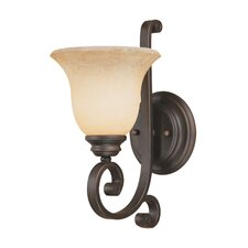 Oxford 1 Light Wall Sconce