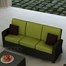 Barbados Sofa with Cushions