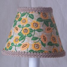 Sunflower Fields Chandelier Shade