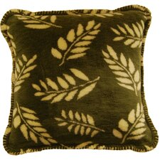 Acrylic / Polyester Fern Pillow