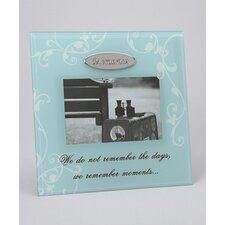 Home Memories Sentiment Picture Frame