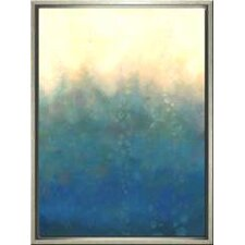 Modern Living Sea and Sky II Framed Wall Art
