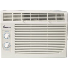 Impeccant 5000 BTU Mini Window Air Conditioner