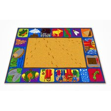 Exodus Bible School Kids Rug