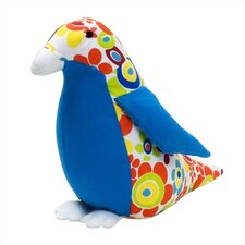 Color Zoo Paige the Penguin Stuffed Toy