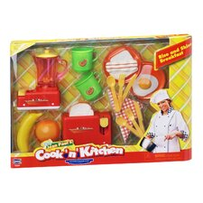 Cook N' Kitchen 10 Piece Rise and Shine Breakfast Set