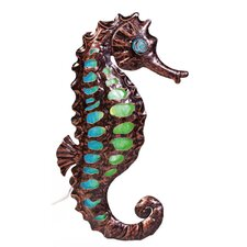Seahorse 1 Light Wall Lamp