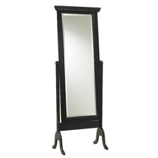 "Bar Harbour 68"" High Cheval Mirror"