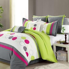 Sporty 8 Piece Comforter Set
