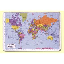 World Placemat (Set of 4)