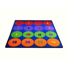 Sitting Circles Kids Rug