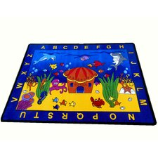 See the Sea Kids Rug