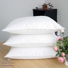 Damask Goose Down Pillows - Level II 320T.C.