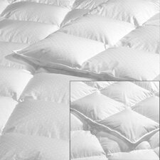 Satin Hutterite King Down Duvet Fill