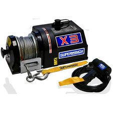 X3F Series Freewheeling Utility Winch