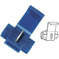 Non-Stripping Wire Splicers (Set of 4)