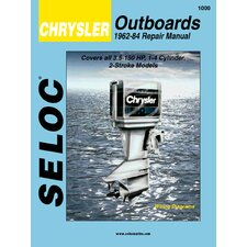 Chrysler Outboard, 1962 - 1984 Repair and Tune-Up Manual