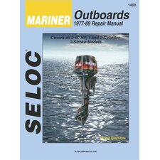 Mariner Outboard, 1977 - 1989 Repair and Tune-Up Manual
