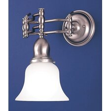 Adjustables Swing Arm Wall Lamp