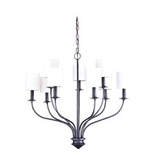 Sheffield 9 Light Chandelier