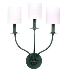 Sheffield 3 Light Wall Sconce