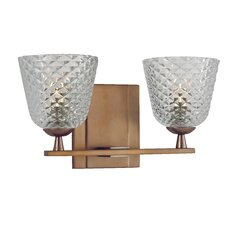 Grafton 2 Light Bath Vanity Light