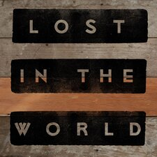 Lost In The World Reclaimed Wood - Douglas Fir Art