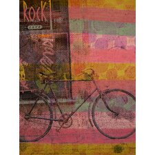Rock Café Canvas Art