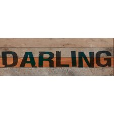 Darling Reclaimed Wood - Douglas Fir Art