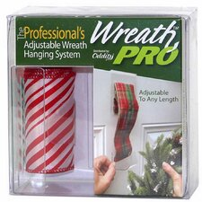 Wreath Pro Holiday Wreath Hanger