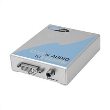 DVI Audio to HDMI Adapter