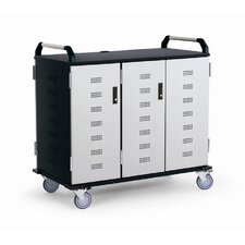 Deluxe Laptop Charging Cart (27 Unit)
