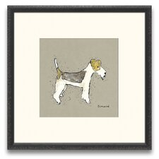 A Cherished Companion Mans Best Friend I Wall Art