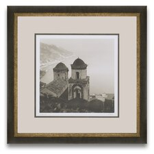 Photogravures of Italy Ravello Vista Wall Art