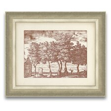 Timeless Timber Drottningholm Trees I Wall Art