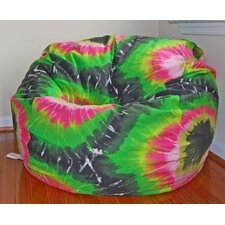 Tie Dye Cotton Bean Bag Chair