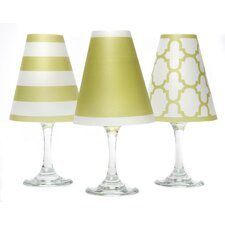 Nantucket Wine Shade (Set of 6)