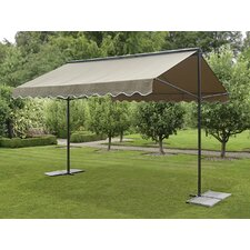 Retractable Sunshade Gazebo