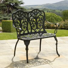 Sussex Cast Aluminum Bench