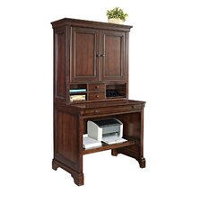 Belcourt Compact Computer Desk with Hutch