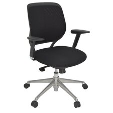 Axis Mesh Back Multi Function Chair with Arms