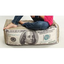 Money Junior Inflatable Bean Bag Chair